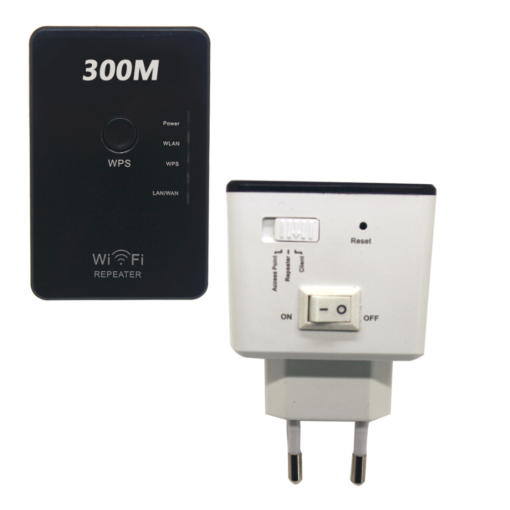 NOYOKERE Best Seller 802.11N Wifi Repeater Wireless-N AP Range Extender 300Mbps Booster Signal Amplifier wlan EU/US