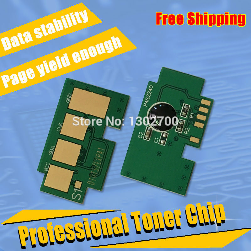 MLT D101S Toner chip for Samsung ML2160 2165 2160W 2165W 2168W SCX3400 3405 3407 3400F SCX3405F 3400FW 3405FW 761P