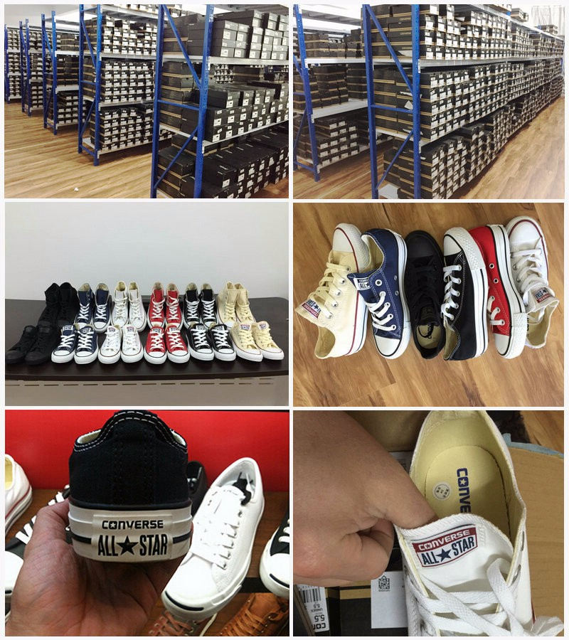 Converse all star sapatos novos originais masculinos