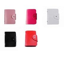 16 Slot Nail Art Stamp Plate Stamping Plates Holder 9.5x14.5cm Template Storage Bag Organizer MJF