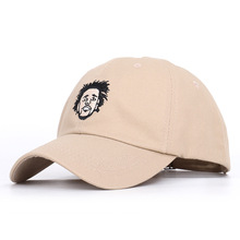 New Rap Cap Hip Hop High Street Baseball European American Style Personality Men Head Embroidery