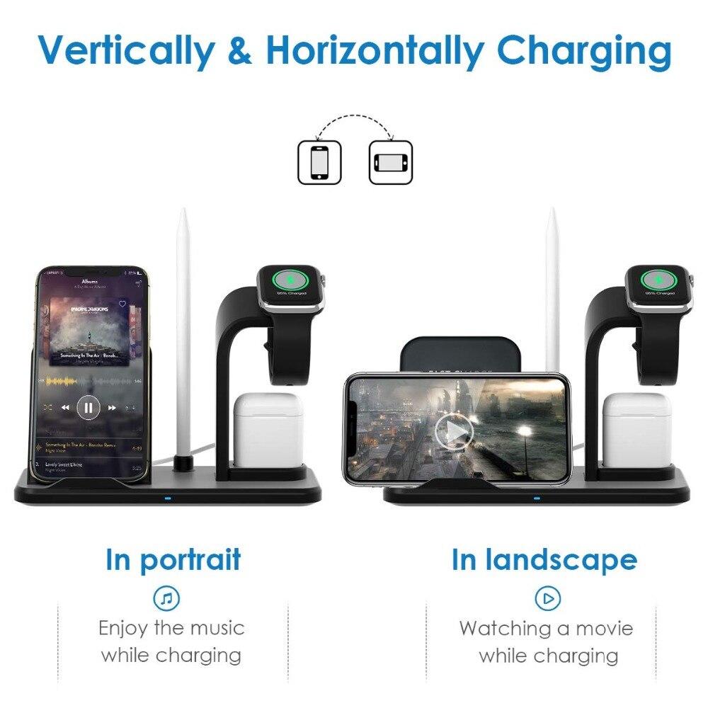 wireless vertical or horizontal