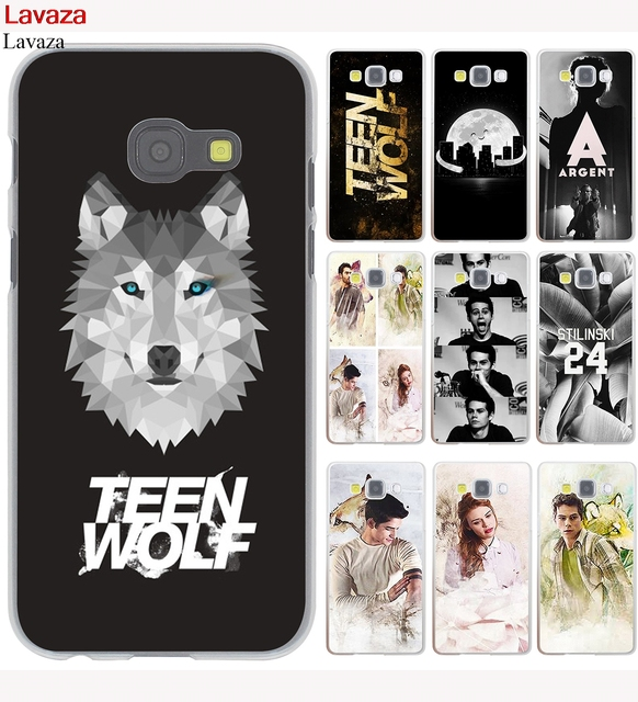 coque samsung galaxy s7 teen wolf