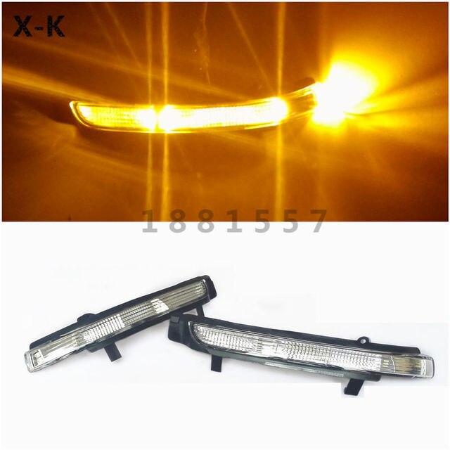 Для Skoda Octavia 1Z3 хэтчбек 2009 - 2013 правого крыла зеркало индикатор флэш-flasher 3T0 949 102 3T0 949 101 3T0949102 3T0949101