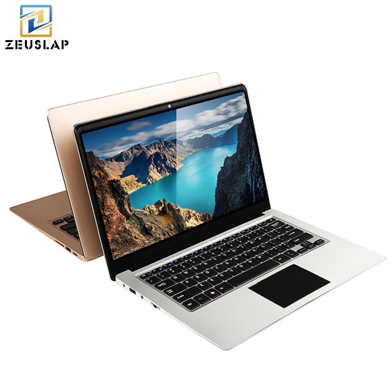 ZEUSLAP-M7 Plus Ultrathin 14inch 8GB Ram+128GB SSD 2GB Nvidia Graphics Windows 10 Gaming Ultrabook Laptop Notebook Computer