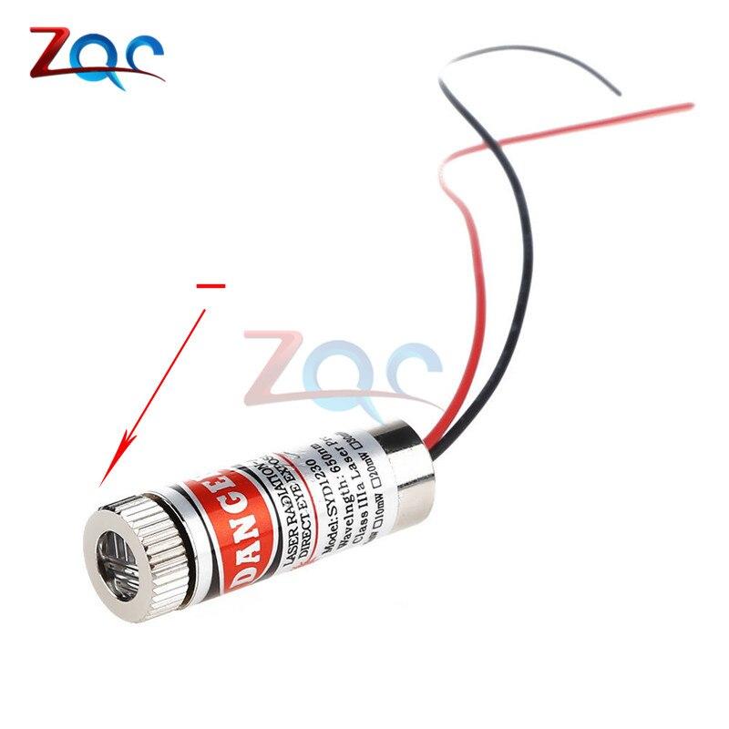 Focus Laser Point Module Adjustable Head 5V 650Nm Red Good 5 rc