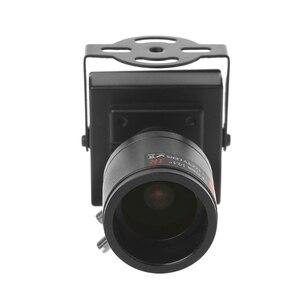 Image 3 - 700TVL Mini caméra de vidéosurveillance avec objectif 2.8 12mm, pour Surveillance de sécurité, dépassement de voiture