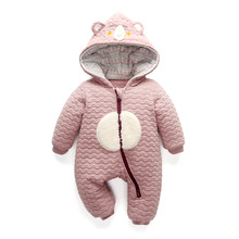 AYYLISSNA Baby Winter Newborn Boys Girls Warm Cartoon