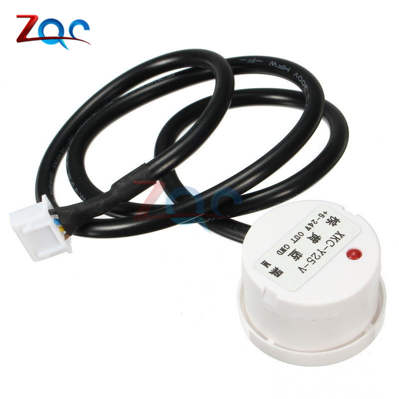 XKC Y25 T12V Liquid Level Sensor Switch Detector Water Non Contact Manufacturer Induction Stick Type Durable Y25-T12V