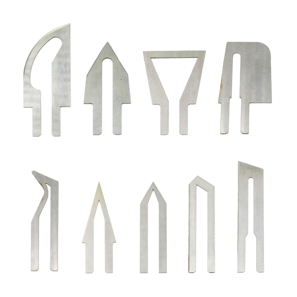 1PC High Quality Nickel-Chromium Alloy Blades For Hot Cutter And Hot Cutting Machine Accessory Spare Blade