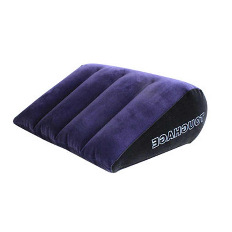 Надувные секс-игрушка подушка надувная любовь положение Cushione Секс Мебель для Для женщин Эротические диван взрослых игры секс-игрушки для пар