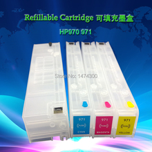 New coming ! for hp officejet pro x451dn/ x451dw/ x476dn /x476dw/x551dw /x576dw for hp 970 refill cartridge