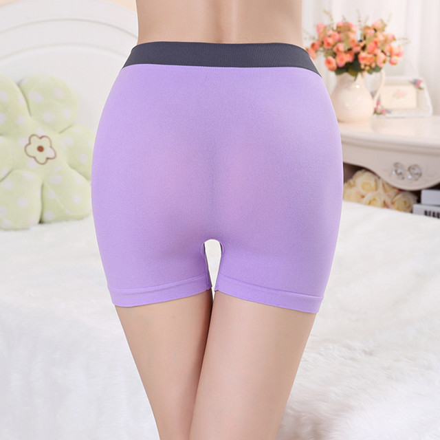 Girls Summer Shorts Pants Women Shorts Quick-Dry High/Low Waist Elastic Workout Fitness Short Pants