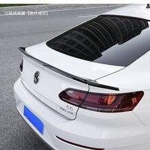 Автомобильный спойлер из АБС пластика и углеродного волокна