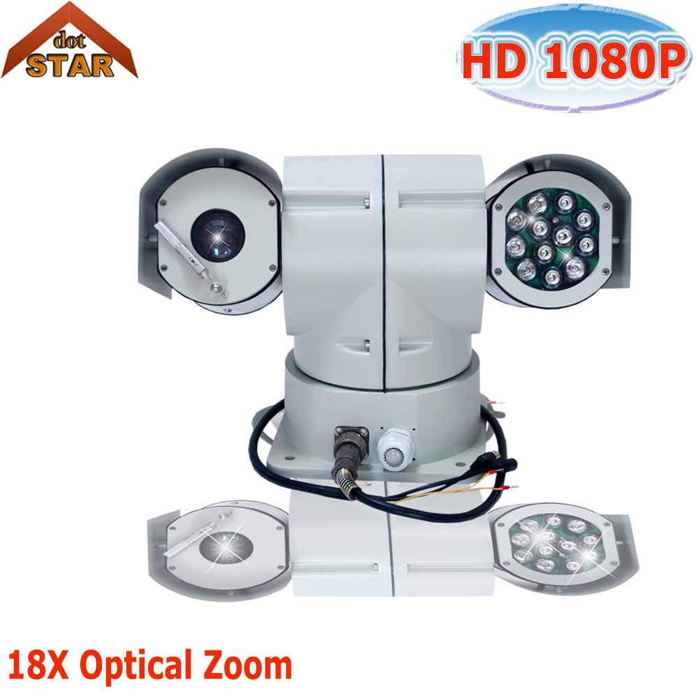 High Speed Dome Camera 960P 1080P IP Camera PTZ Outdoor 2MP ( SONY Sensor ) Wiper 18X Optical Zoom PTZ IP Camera ONVIF 4 in 1 ir high speed dome camera ahd tvi cvi cvbs 1080p output ir night vision 150m ptz dome camera with wiper