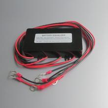 Battery equalizer HA02 4 X 12V used for lead acid batteris Balancer charger for 48V Gel