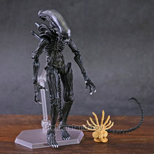 Figma SP-108 Alien/SP-109 Predator Takayuki Takeya Versie Action Figure Figurine Speelgoed(China)