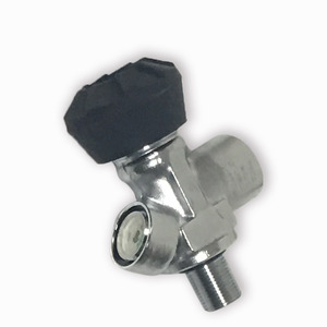 Image 2 - AC931 Acecare 4500Psi G5/8 filettatura valvola cilindro in fibra di carbonio M18 * 1.5 per pistola ad aria compressa/softair/fucile Airforce Condor PCP Paintball
