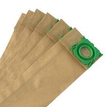 Cleanfairy שואב אבק שקיות תואם עם בורק V701 V702 VC 9721 VC 9821 VC 9921 V700 V7010, V7011, v7012 (20pcs)
