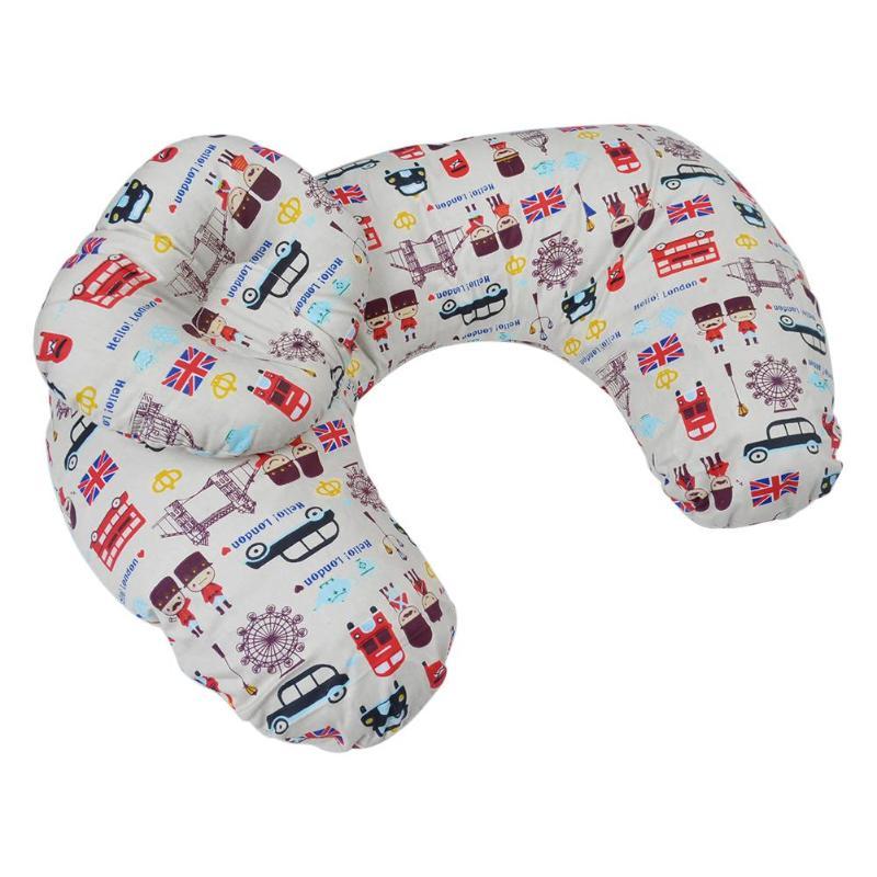 2 шт./компл. новорожденный уход для кормления хлопок поясничная Подушка для беременных Детские подушки для кормления младенцев Спящая кукла для кормления подушка - Цвет: 19