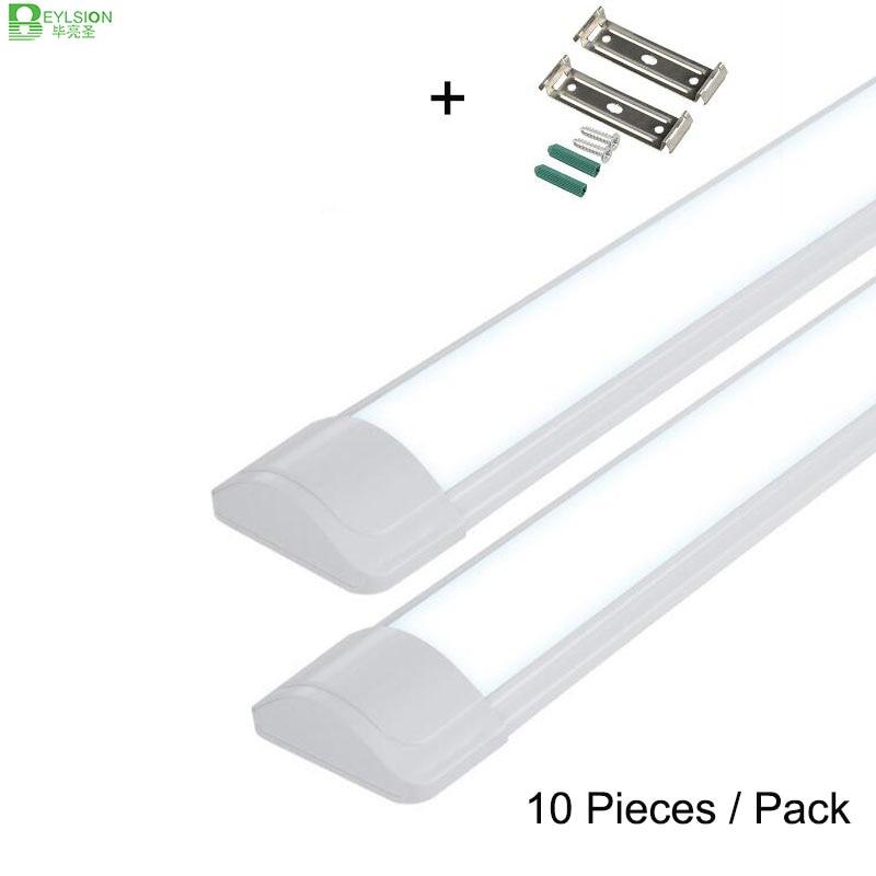 BEYLSION LED Cleaning Purification Light 10W 20W 40W LED Tri proof Batten Light LED Tube AC85