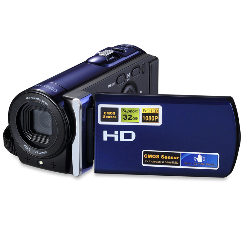 1080 P ile 16MP Kamera DV video Kaydedici Mini DV kamera 3.0 TFT LCD Futural Dijital JUN141080 P ile 16MP Kamera DV video Kaydedici Mini DV kamera 3.0 TFT LCD Futural Dijital JUN14