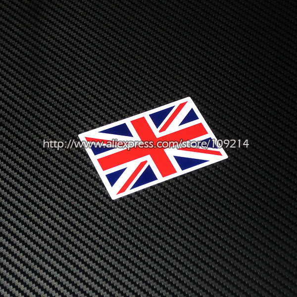 Hot sale UK England flag Sticker Helmet Motorcycle Auto Decal Waterproof GQ ...