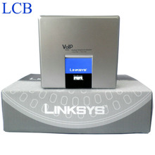 wholesale 50pcs lot Linksys Unlocked SPA3000 VoIP Phone adapter FXS FXO VoIP Gateway font b Server