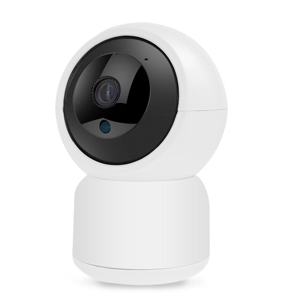 Caméra de sécurité Audio bidirectionnelle de caméra IP de déroute Wifi horizontale 350 degrés suivi automatique caméra de Surveillance IP Wifi caméra de Surveillance