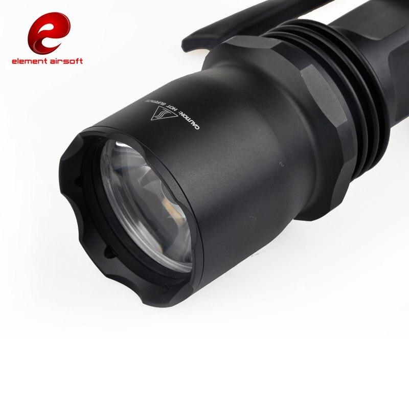Tactical Lanterna LED Lâmpada Luz Caça Linterna Luz EX109