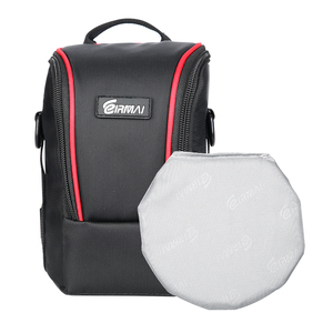 Image 4 - EIRMAI Nylon Waterproof Camera DSLR Lens Bags Lens Case Lenses Pouches Soft Case with Belt for Canon Sony Nikon Olympus