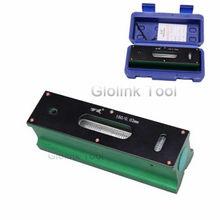Alta precisão de Precisão 0.02 milímetros 100/150/200/250/300mm Barra de Nível Mecânico Da Indústria Instrumento Medidor de Nível de Ferramenta de Medição Bar