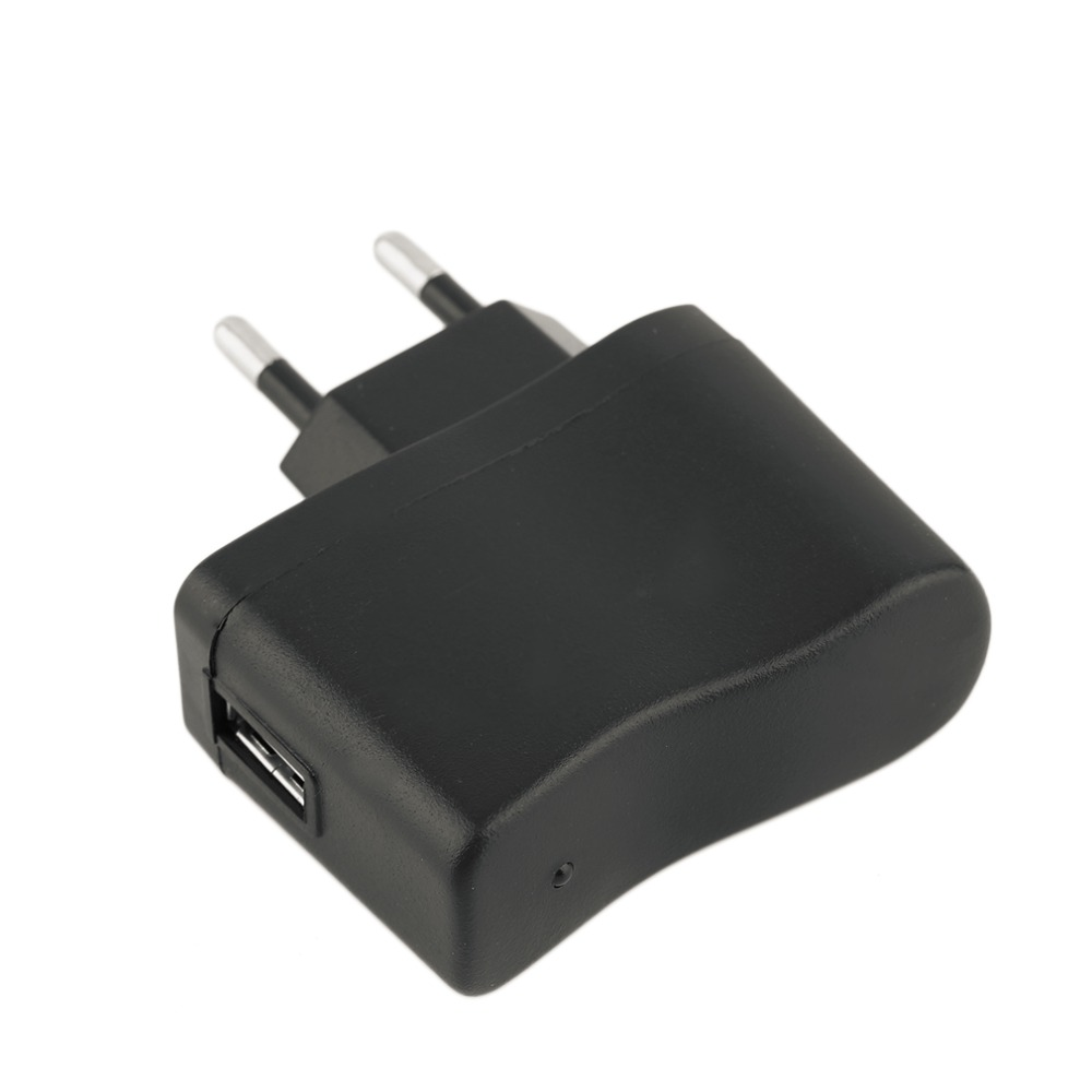 Universal Mobile Phones Travel Mini Charger USB AC Power Supply Wall Adapter MP3 Charger EU Plug Phone Accessories Equippment