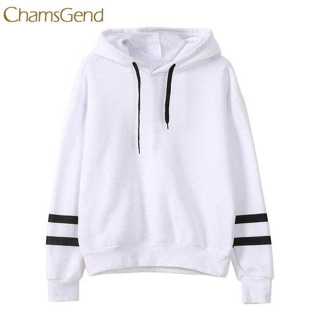 af40bcea7 Fashion Men Women Long Sleeve Hoodie Sweatshirt Jumper Hooded Pullover Tops  Blouse Sweatshirts Elegant AU24