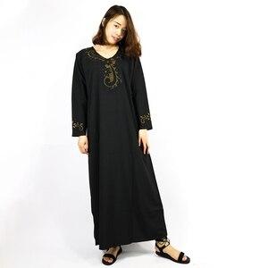 Image 2 - イスラム教徒のドレスイスラム服のアバヤイスラム教徒服トルコイスラム服服トルコイスラム教徒女性ドレス CC002