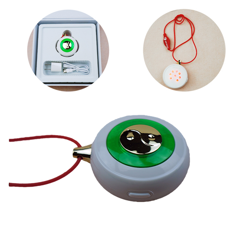 650nm lllt cold laser therapy necklace for old age home care medical device healthcare gynecological multifunction treat for cervical erosion private health women laser device