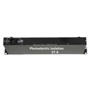 Image 2 - Foto elektrische Isolatie 8CH DMX Splitter/DMX Podium Licht Signaal Versterker Splitter/8 Manier DMX Distributeur Met Optische Isolatie