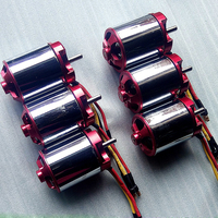 1PC 4260 Large Power Strong Magnetic Motor For RC Boat Fixed Wings 600KV DC Brushless Motor