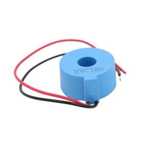 Image 2 - 5 шт./лот HWCT004 микро прецизионный трансформатор тока 50 А/50 мА DIY датчик SR006