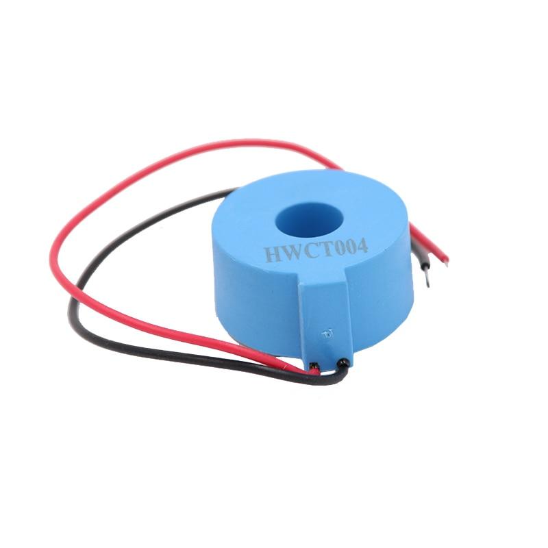 Image 2 - 5pcs/lot HWCT004 Micro Precision Current Transformer 50A/50MA DIY Sensor SR006diy sensorcurrent transformersensor sensor -
