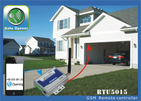 ФОТО GSM SMS free call electric gate opener authorized people only or all call can operate it