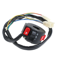 50/70/90/110CC CDI Wire Harness Assembly Wiring Set ATV Electric Quad Coolster Y11