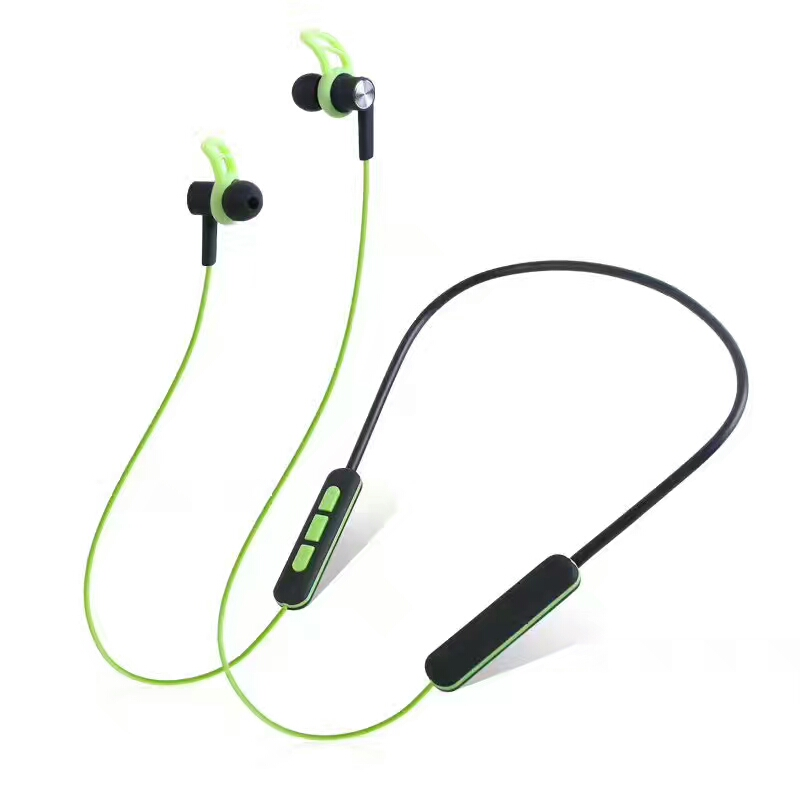 Sports wireless Bluetooth Earphone Stereo Earbuds Headset Bass Earphones with mic for iphone Samsung Phone