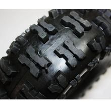 2X GL 2PLY 3.50/4.10-4 «дюймовые колеса Шины + Трубка 49cc Мини Quad Байк ATV