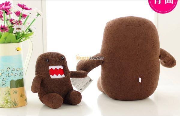 Fancytrader Novelty Toy! 20\'\' 50cm Super Cute Plush Soft Stuffed Big Mouth Domo Kun, Free Shipping FT50824 (8)