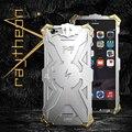 Para iphone 5 5s se 6 6 s plus case capa original Simon THOR HOMEM DE FERRO Armadura Resistente À Prova de Choque de Metal de Alumínio de Luxo Telefone casos