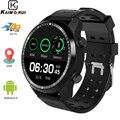 Умные часы KC06  4G  умные часы для мужчин  Android 6 0  IP67  водонепроницаемые  1 Гб + 16 ГБ  Bluetooth часы  сменный ремешок для Xiaomi Huawei Phone