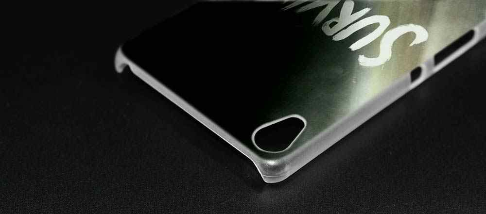 Чехол The Walking Dead H для sony Xperia XA XA1 X XZ Z5 Z1 Z2 Z3 M4 Aqua M5 E4 E5 C4 C5 Compact Premium жесткий прозрачный чехол для телефона