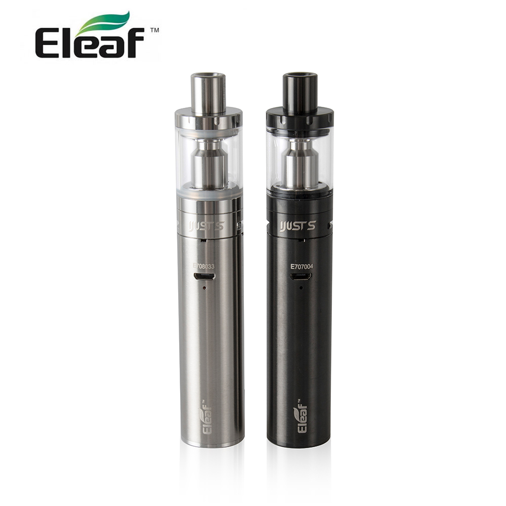 Original <font><b>Eleaf</b></font> <font><b>iJust</b></font> <font><b>S</b></font> Starter Kit <font><b>3000mah</b></font> builtin battery 4ml Tank elektronik sigara vape cigarette electronique vaporizer image