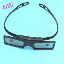 2018 najnowszy 3D okulary aktywne migawki do projektora Optoma Sharp LG Acer do projektora BenQ Acer Dell do projektora Vivitek G15-DLP DLP-LINK DLP Link projektorach tanie tanio Wciągające Brak NoEnName_Null Okulary Tylko Pakiet 1